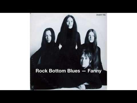 Rock Bottom Blues — Fanny