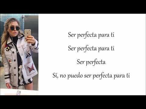 Rachel Platten - Perfect For You (Letra en español)