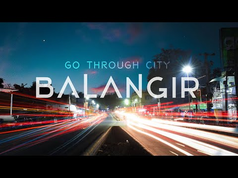 Go Through The City - BALANGIR