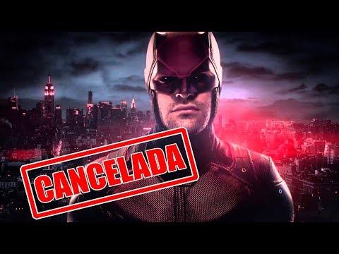 DAREDEVIL CANCELADA. La mejor serie de superhéroes dice adiós...o...¿hasta luego?
