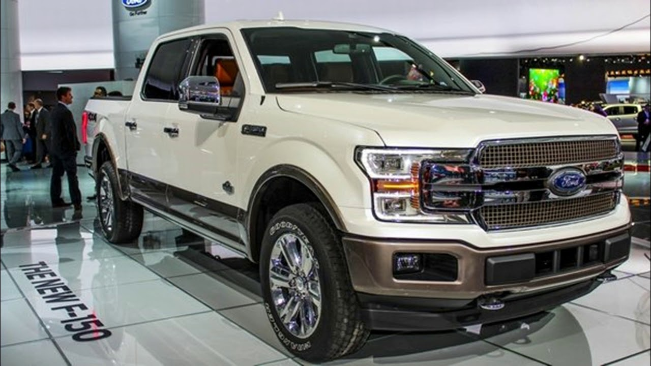 2019 Ford F-150 Changes, Release And Price - YouTube