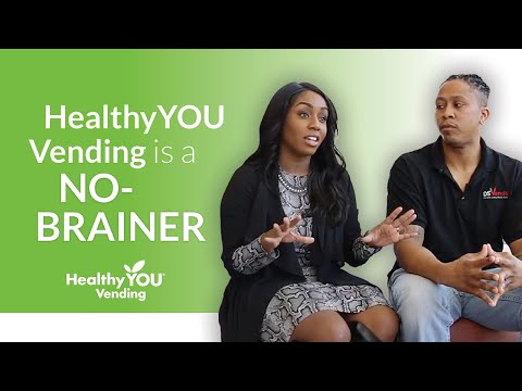 Healthy You Vending Review - Why the Choice is a No-Brainer