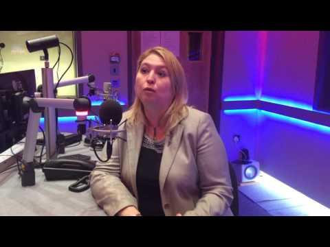 Culture Secretary talks to Lorraine Herbison