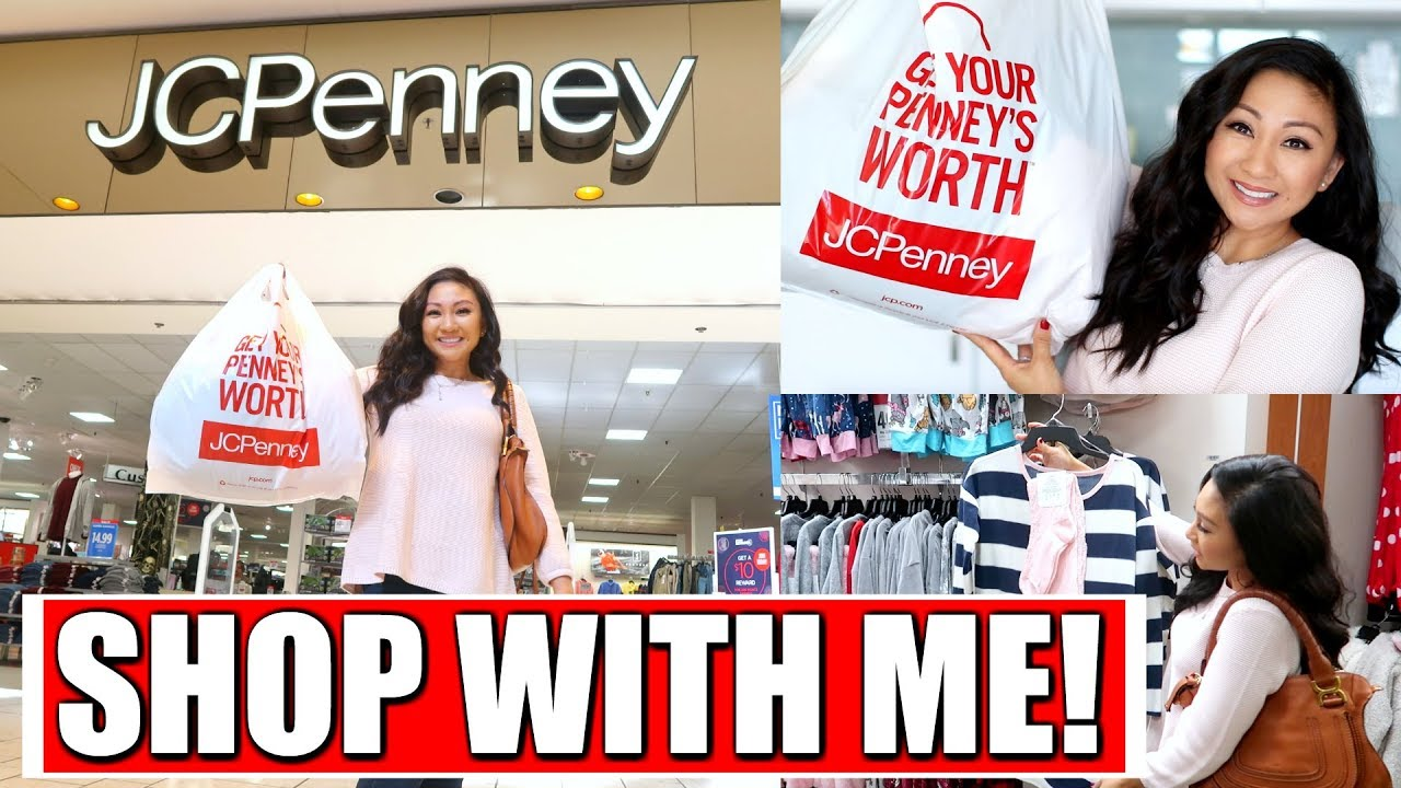 b493c4e39f63 Shop With Me  JCPenney Holiday Shopping Under  100 - YouTube
