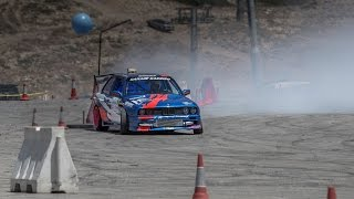 BMW E30 Drift - Kifah Hilal - Lebanese Drift Championship 2015 Round 3 2017 Video