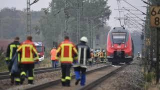 Top News - Gjermani, i godet treni/ Vdesin dy fëmijë shqiptarë