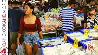 PATTAYA SEAFOOD MARKET | Naklua Seafood Market Pattaya