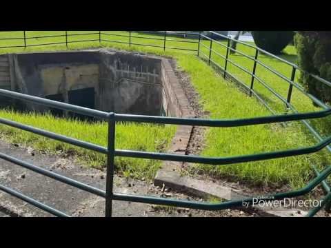 DEFENCE FROM ATTACKS POST OLD (Takapuna forts)