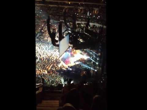Bruno Mars Moonshine Jungle Tour: My Experience - Dallas, TX