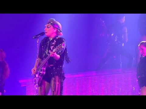 Lady Gaga - Diamond Heart / A-Yo (Milano Italy 2018)