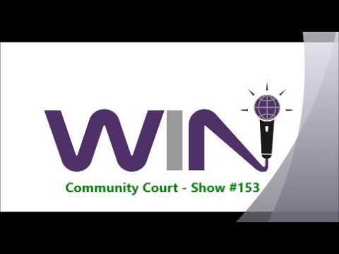 WIN SHOW #153 - COMMUNITY COURT - Airline Animal Discrimination