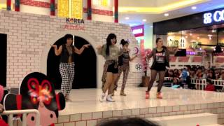 PLAY CREW - 2NE1 Dance Cover @ KNF 2014 FINAL