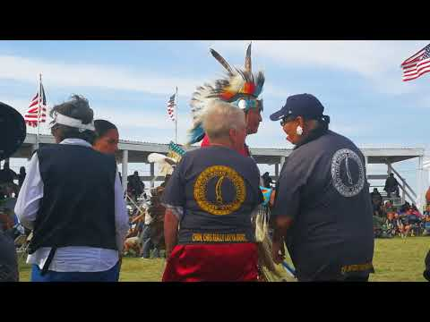 CHRS 50th Anniversary Eagle Butte Pow Wow 2018 (part one)