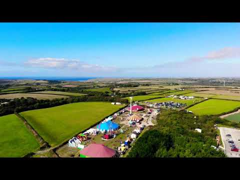 LITTLE ORCHARD CIDER & MUSIC FESTIVAL 2018 / CORNWALL / WURZELS / HAYSEED DIXIE / THE SCRIBES