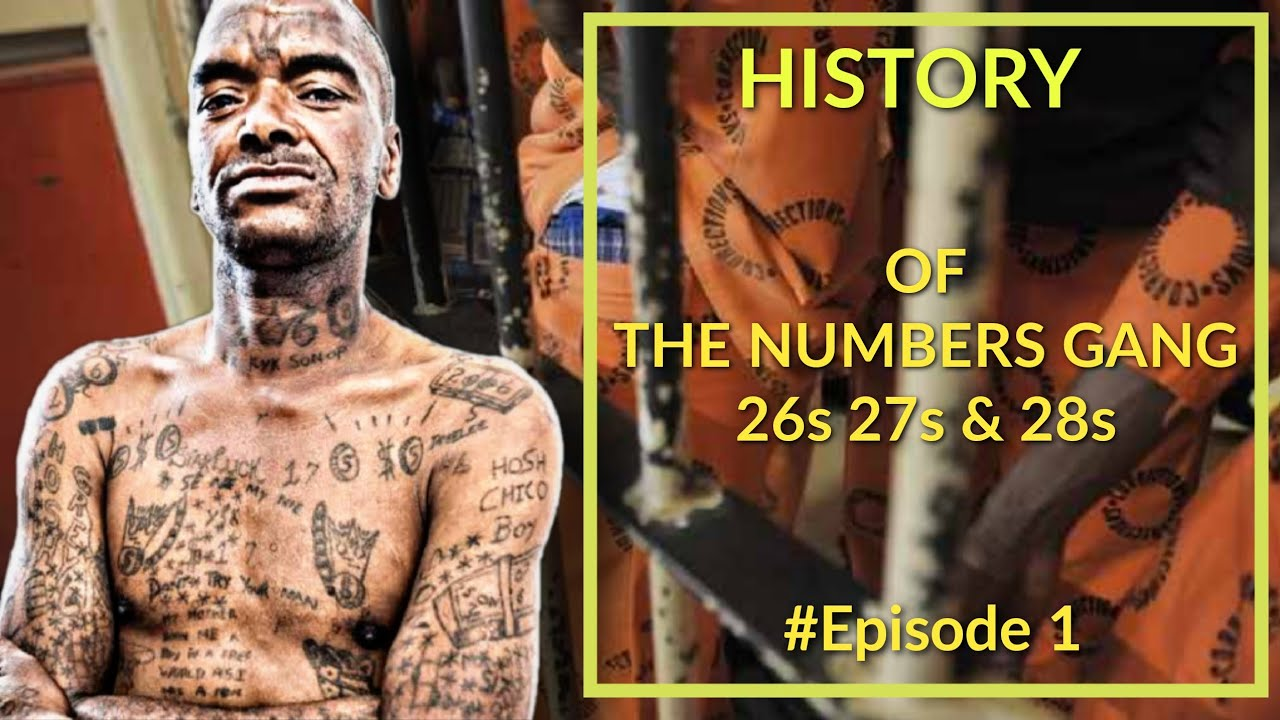 Download How did Number Gang Start in South African Prisons 26, 27, 28 Salute