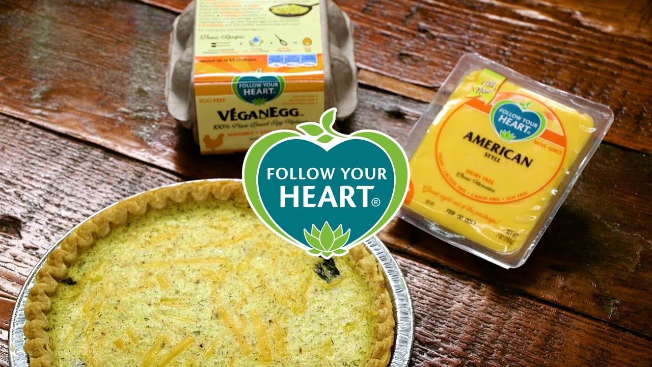 Image result for follow your heart vegan egg quiche