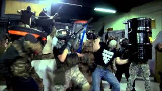 Harlem Shake At The Airsoft Factory