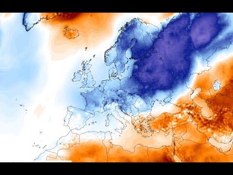 GSM Update 2/23/18 - Record Flooding - Crop Loss - Arctic Europe - Robert Felix