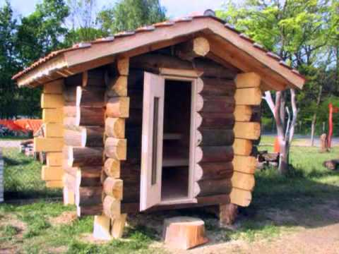 gartenhaus mit schuppen ein camping erlebnis mal anders youtube. Black Bedroom Furniture Sets. Home Design Ideas