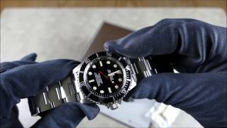 On the Wrist, from off the Cuff:  Ginault – Ocean-Rover, Review Pt.1