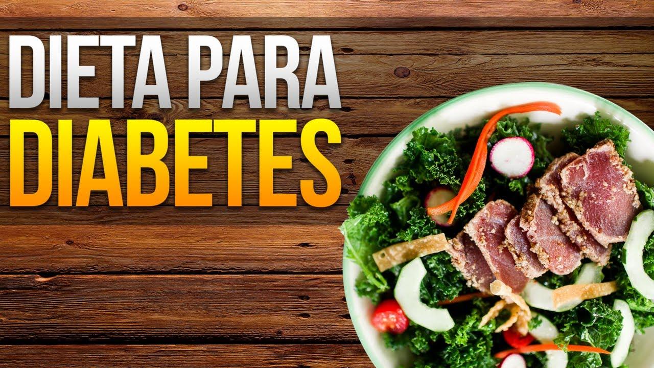 Dieta para adelgazar con diabetes