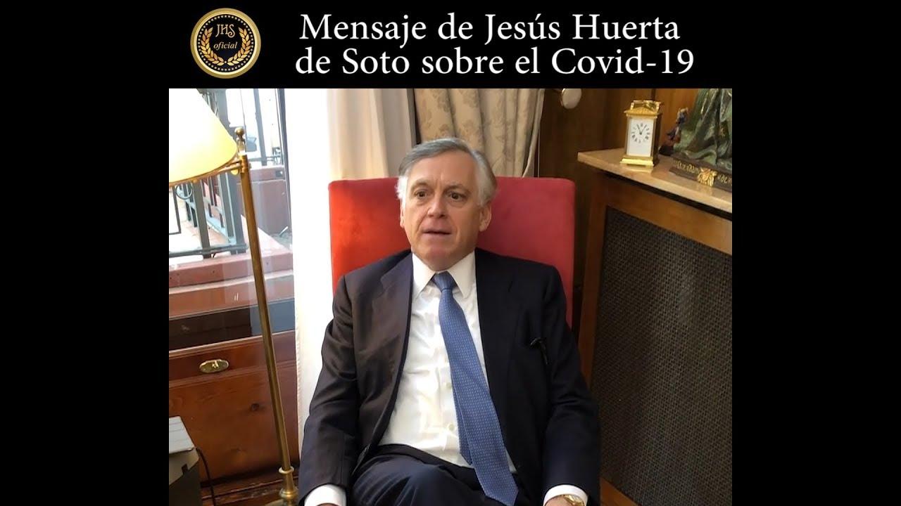 """JHS Oficial - """"El Virus Más Letal"""" (comentario de Huerta de Soto ..."""