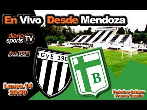 Gimnasia y Esgrima de Mendoza Vs. Sportivo Belgrano - EN VIVO DiarioSports