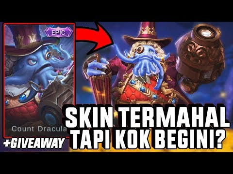 NEW SKIN BANE! BELI YANG TERMAHAL KOK DAPETNYA MACAM INI! - Mobile Legend