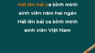 Binh Minh Sinh Vien Karaoke - Bức Tường - CaoCuongPro