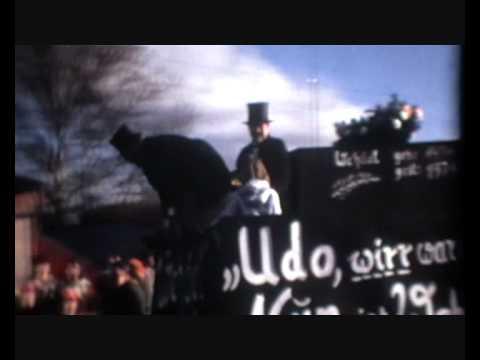 Karneval in Wehdel 1970-1989 part1