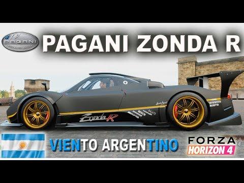 PAGANI ZONDA R, VIENTO ARGENTINO | Forza Horizon 4 thumbnail