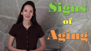 Aging - English Language Notes 12 - Learn vocabulary. New idioms!