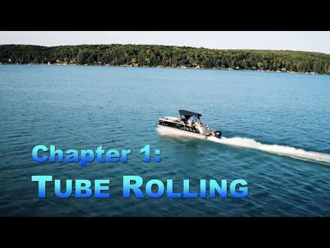 Rolling the Tubes | Tahoe Pontoon Science 2017 (1/10)