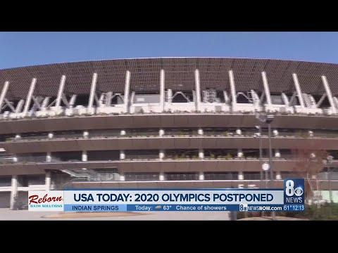 Report: 2020 Olympics in Tokyo postponed