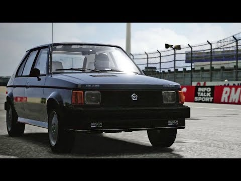 Forza Motorsport 4 - Dodge Shelby Omni GLHS 1986 - Test Drive Gameplay (HD) [1080p60FPS]