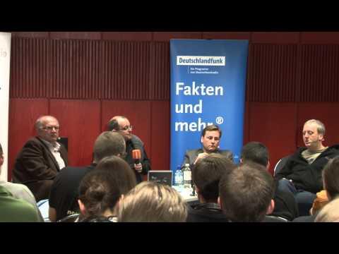"""DLF @ 30C3 - DLF Diskussion """"Braucht die Informatik Hacker?"""""""