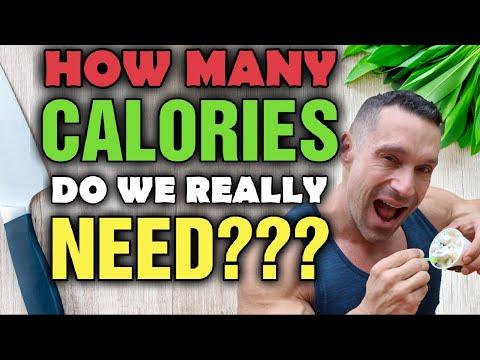 How Many Calories Do We REALLY Need To EAT??? Cutting vs Bulking vs Maintenance!!!