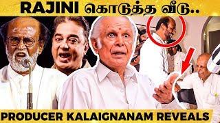 Producer Kalaignanam Reveals Unheard Shocking Stories