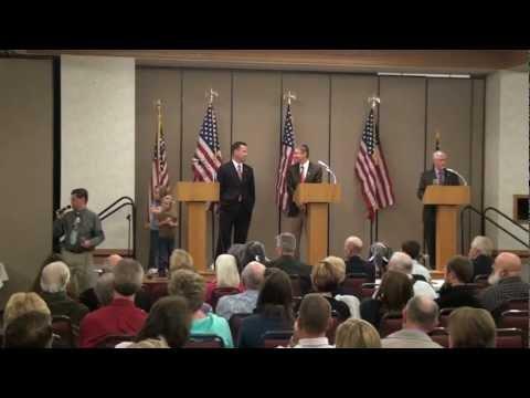 Senate Candidate Debate in Gering, NE on 4/3/2012