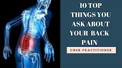 10 Best thing to ask on lower Back Pain london and what it is  Corrective exercise specialist