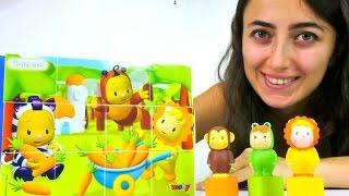 Küp Puzzle - eğitici çocuk oyunları. Cotoons - çizgi film oyuncakları Türkçe izle!