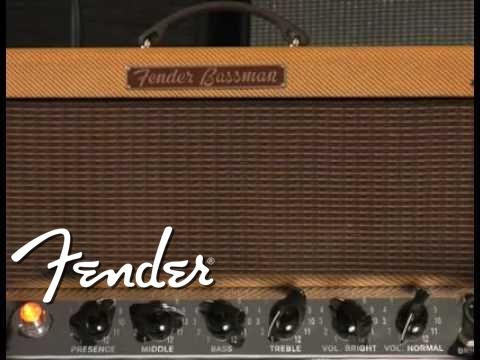 59 bassman demo clip 4 fender youtube. Black Bedroom Furniture Sets. Home Design Ideas