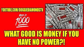 What Good Is Money If You Have No Power?! | Keep It 1000