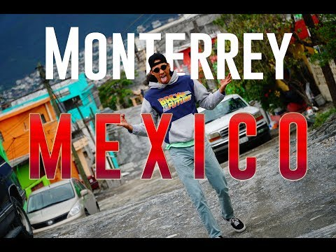 Beautiful Monterrey Mexico | Travel Vlog