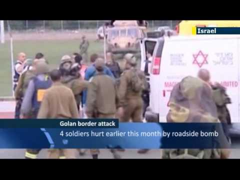 IDF Golan Clashes: Syrian gunmen killed in border clashes with Israeli troops