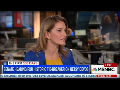 ANTI-TRUMP MSNBC REPORTER STUNS WITH SICK ACCUSATION ABOUT TRUMP THAT HAS AMERICANS ENRAGED!
