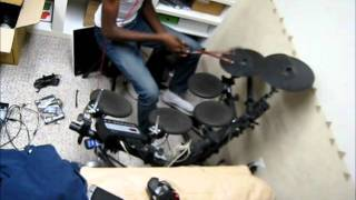 Israel Houghton We wish you a merry Christmas (drum cover)