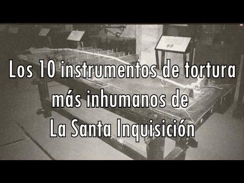 TOP: Los 10 instrumentos de tortura más inhumanos de la Santa Inquisición