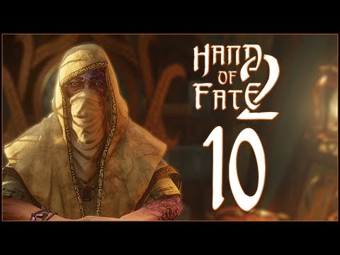 THE LOVERS - Hand of Fate 2 - Ep.10!