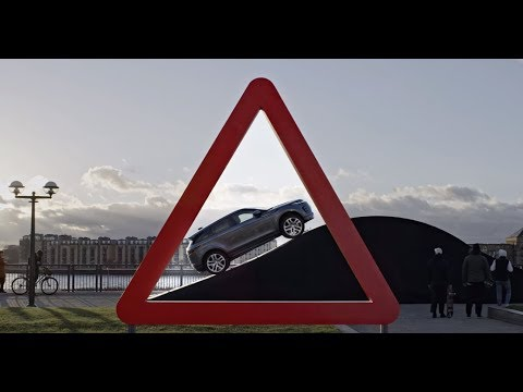New Range Rover Evoque – Warning Signs